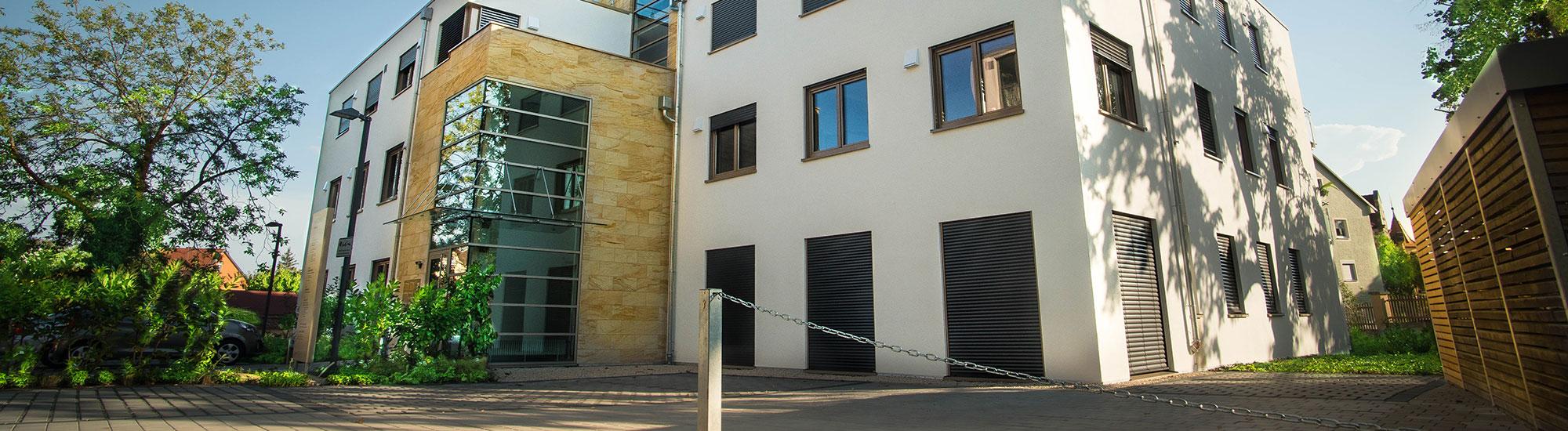Ärztehaus Rothenburg