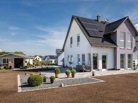 Einfamilienhaus Neusitz – Ansicht 1