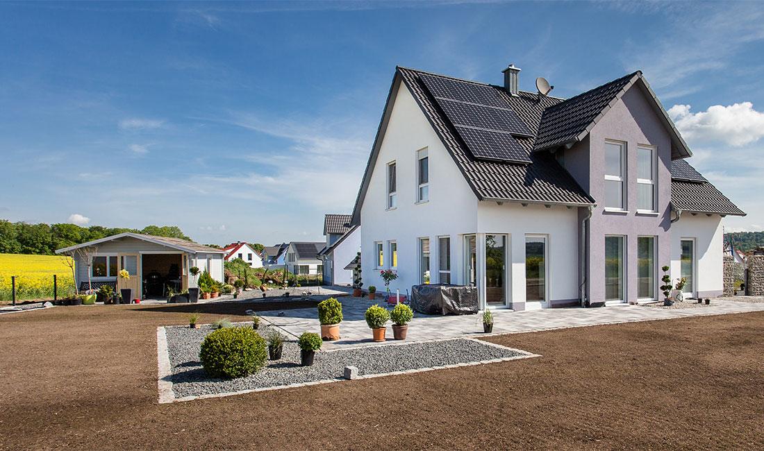 Einfamilienhaus Neusitz - Ansicht 1