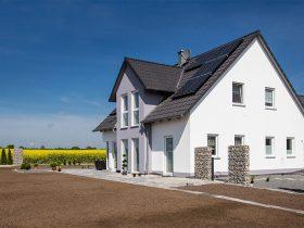 Einfamilienhaus Neusitz – Ansicht 2
