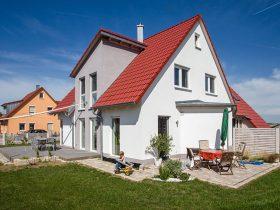 Einfamilienhaus Rothenburg o.d.T. – Ansicht 1