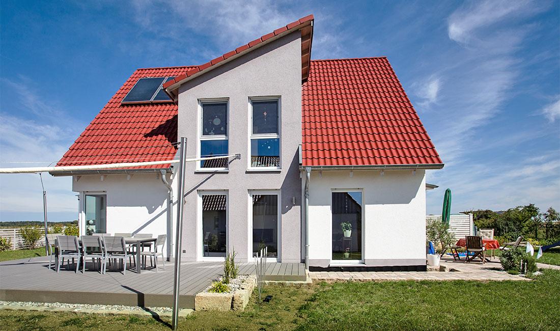 Einfamilienhaus Rothenburg o.d.T. – Ansicht 2