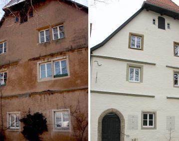 Klostergasse 13 - Sanierung Fassade