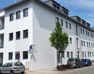 Alte Druckerei - Unterscheffach