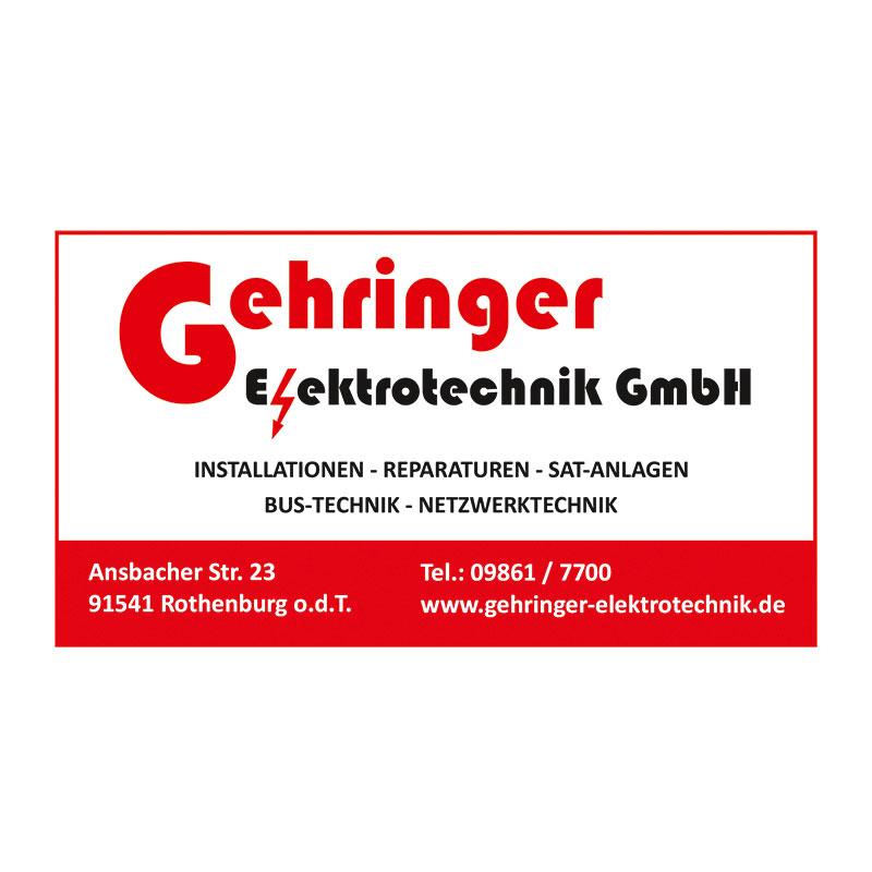Gehringer Elektrotechnik GmbH