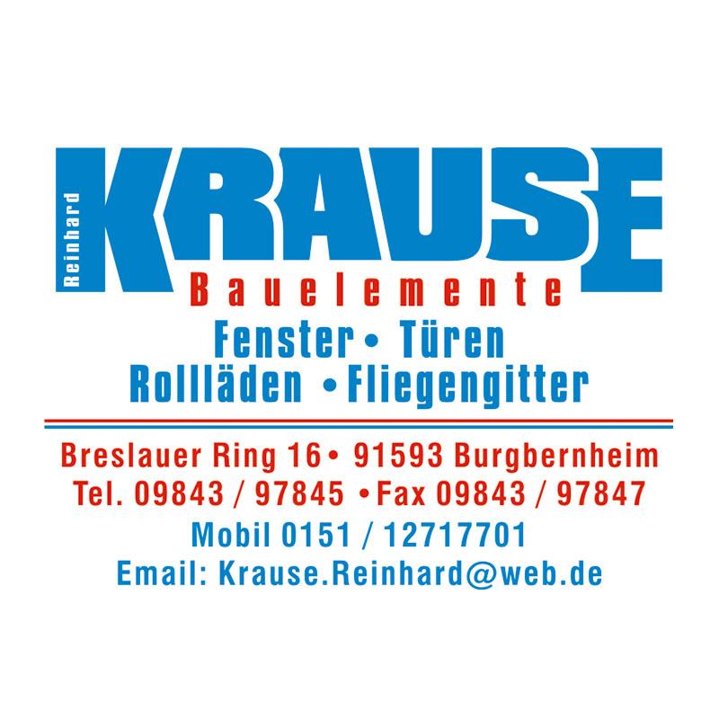 Reinhard KRAUSE - Bauelemente